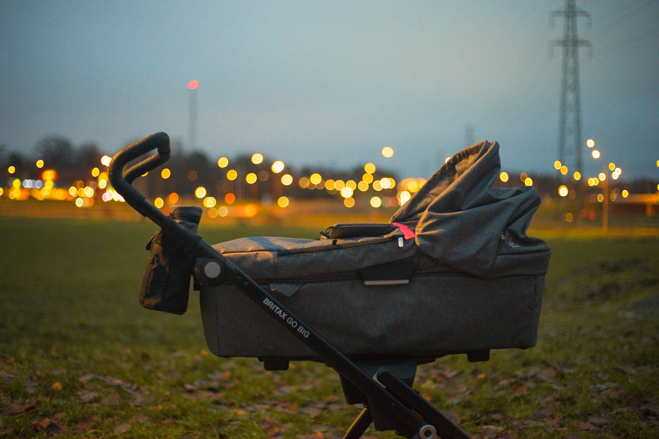 Picture of a stroller